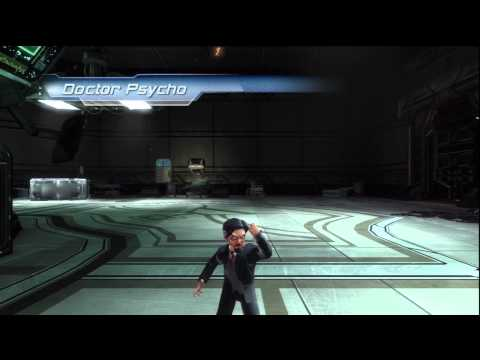 DC Universe Online - Dr Psycho