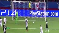 Sevilla vs Borussia Moenchengladbach 3-0 All Goals 2015 - Group D | By Xara Gaol