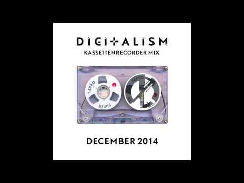 Digitalism - Kassettenrecorder Mix - December 2014
