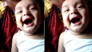 3 Month Baby Awesome Laughing Video | Best Baby Funny Video 2018