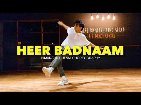 Zero - Heer Badnaam    Himanshu Dulani Dance Choreography