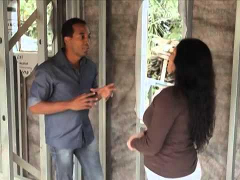 Globo Ciência   Steel frame  conheça técnica de construção rápida e sustentável   globo tv