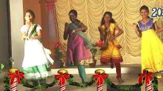 Fr. Doss,Cap Tamil Catholic Dance Song