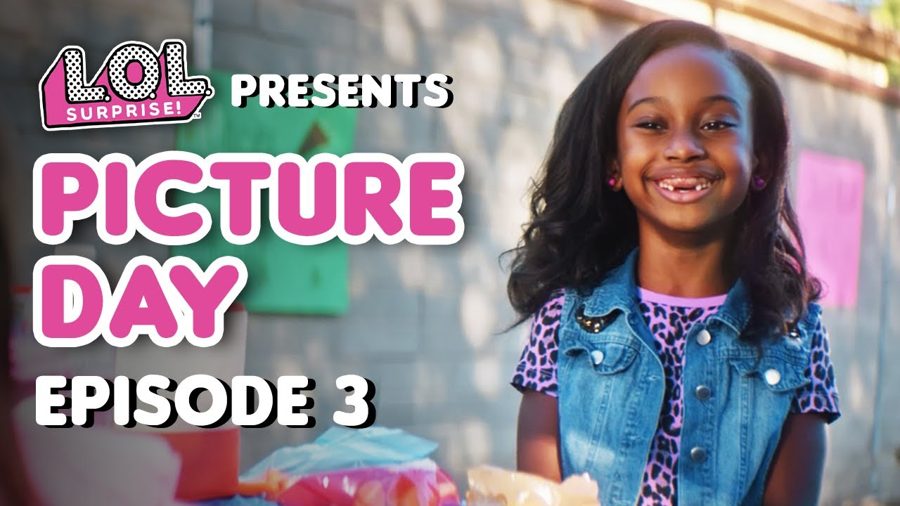 Maya's Hair Inspires Her Friends! | Picture Day Episode 3 | Black History Month | LOL Surprise