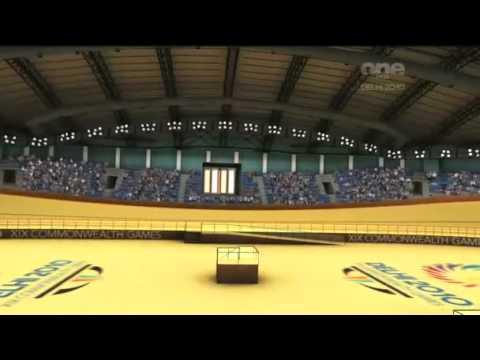 Channel 10 Australia using Viz Arena and immersive graphics