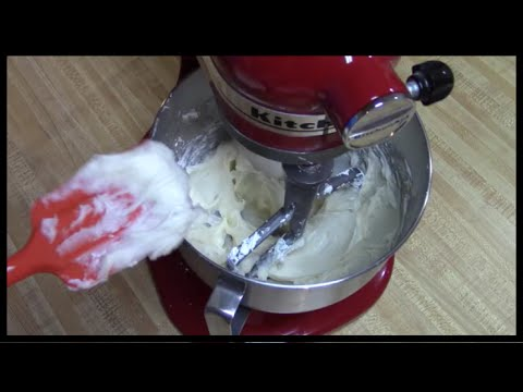 Sweet and Simple Cream Cheese Frosting