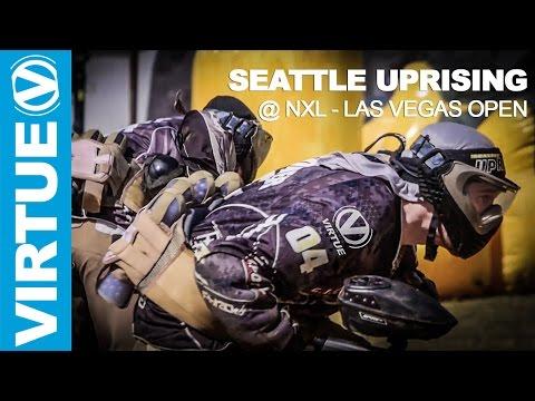 Virtue Paintball Team - Seattle UPRISING - @ the NXL Las Vegas Open