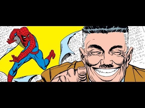 All-New Amazing Spider-Talk Ep. 7 - Papa Jonah!
