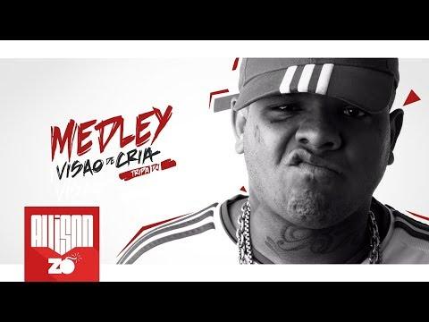 MC Magal - Medley Visão de Cria (DJ Tripa) Áudio Oficial