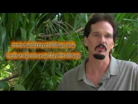 """About Simple Keys Weddings... The Florida Keys Wedding Officiant"""