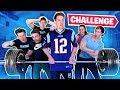CLICK FITNESS CHALLENGE! - YouTube