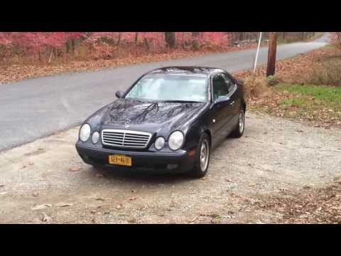 1999 Mercedes CLK320, full review and test drive