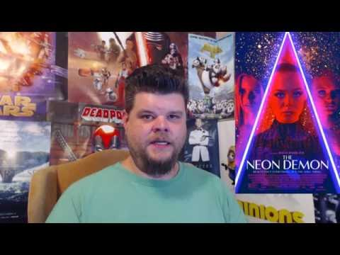 """""""The Neon Demon"""" Movie Review"""