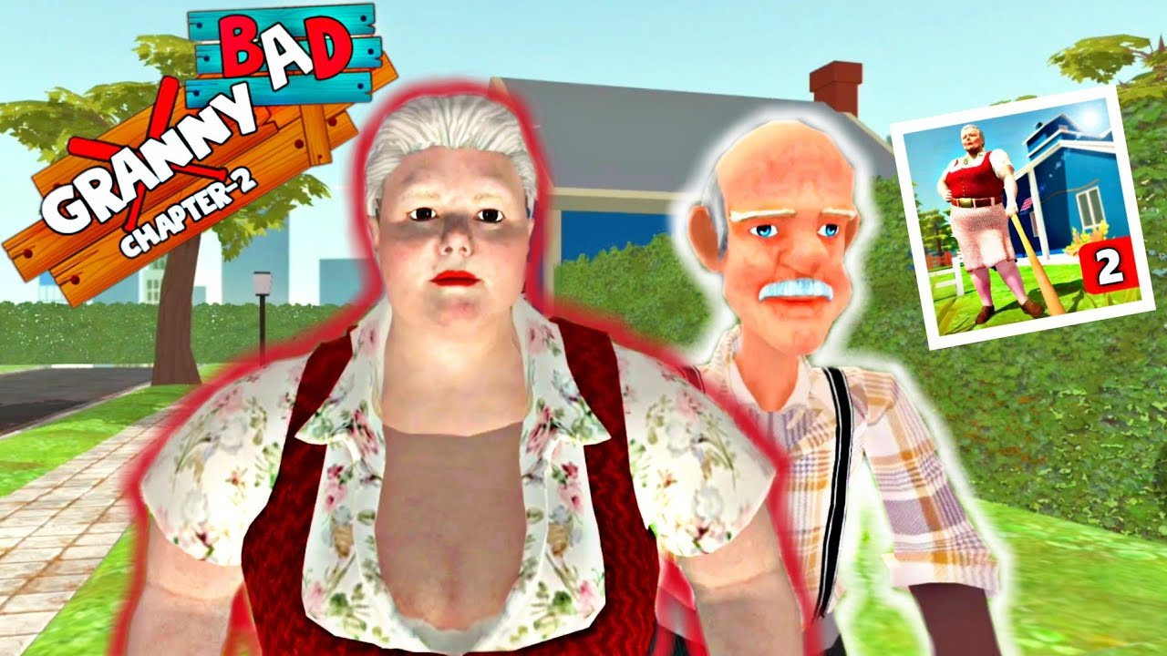 Bad Granny Chapter 2 - Act 1 | Full Android Gameplay |