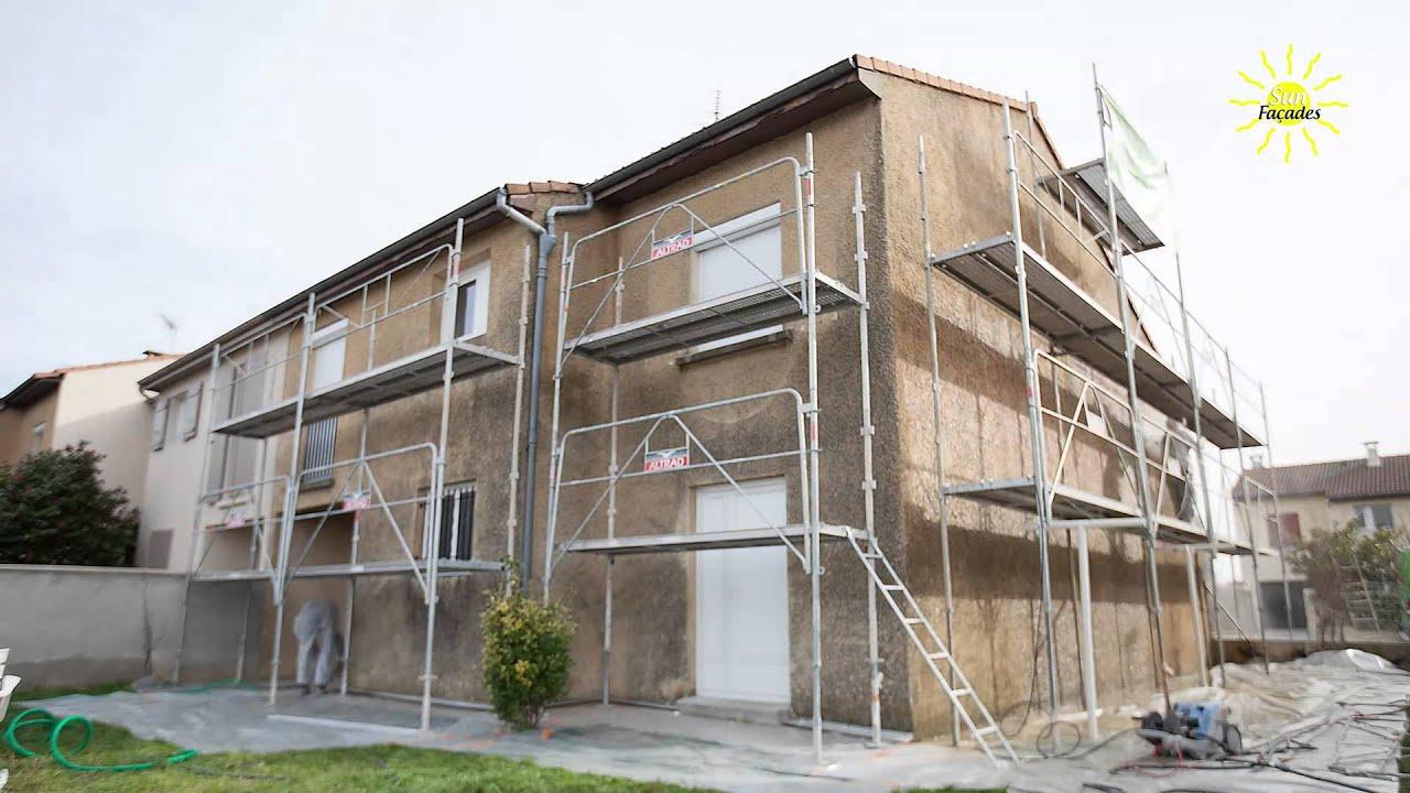 Ravalement maison phenix photo ravalement de facade for Apport pour achat maison