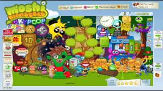 HOW TO GET SHAMBLES THE MOSHLING