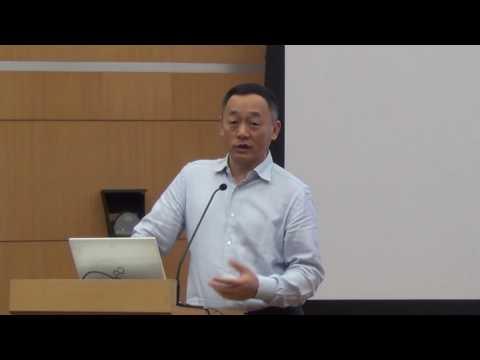 SKBI Seminar: Smart Contracts & Blockchains - Trends & Devt in China (Xiao Feng & Vitalik Buterin)