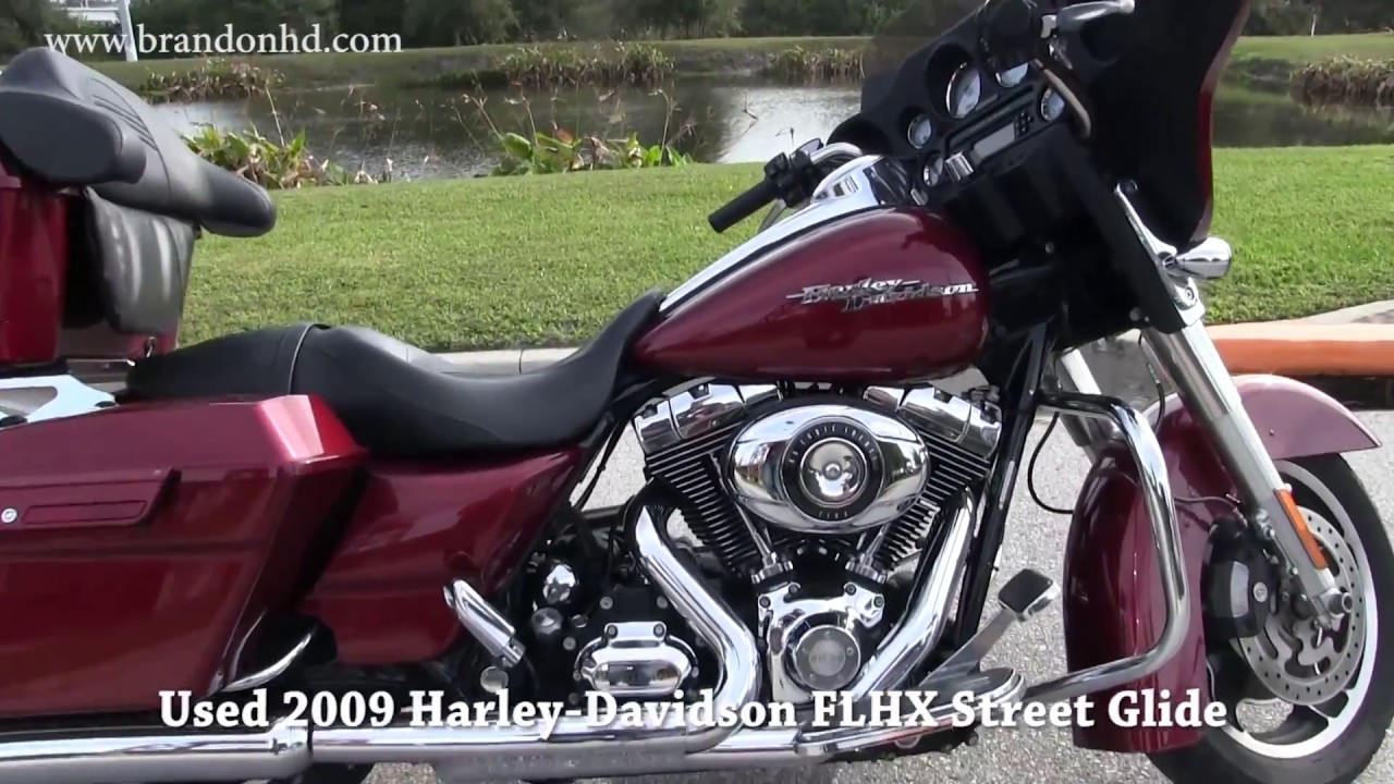 Used Harley Davidson Street Glide Motorcycles For Sale By Owner