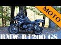 BMW R1200 GS Exclusive (2017) | Moto Test POV