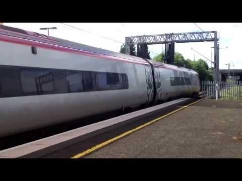 Class 390011 'City Of Lichfield' | 1G27 1443 Euston - Birmingham New Street | 15/06/2013