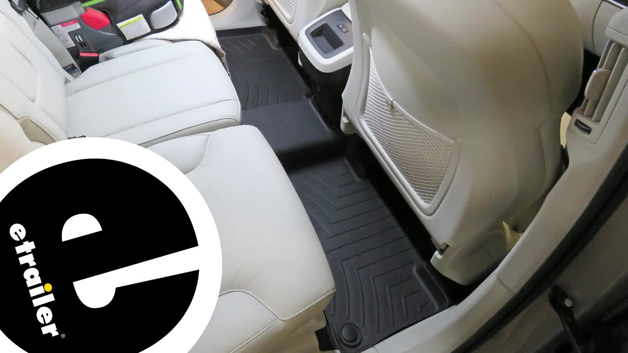2009 Volvo Xc90 Rubber Floor Mats Carpet Vidalondon