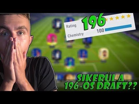 196 FUT DRAFT CHALLENGE - FIFA 18