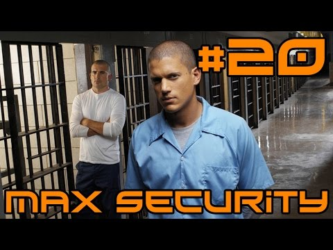 Prison Architect Luxury Max Security - License Plate Production! #20