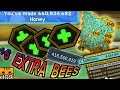UNLOCKING +6 EXTRA HIVE SLOTS - *31 BEES*!!! ( BEST PLAYER IG ) - Roblox Bee swarm simulator