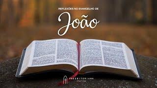 Exposição João 1:1-18 - Rev. Rodrigo Leitão  - 01/10/2020