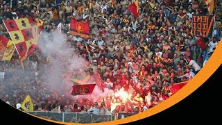شاهد رد جماهير الترجي التونسي على الاهلي المصري غضب عارم