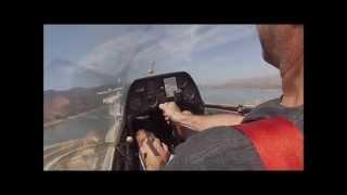 glider flying instruction lake elsinore ca