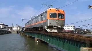 北陸鉄道浅野川線8800 元井の頭線3000系初期車音鉄