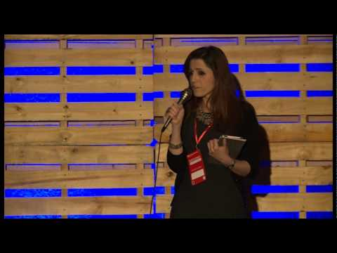 Reflecting on equity ! | Lila Messaoudi | TEDxAudinSquareWomen
