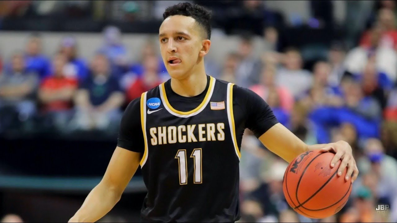 Image result for landry shamet wichita state