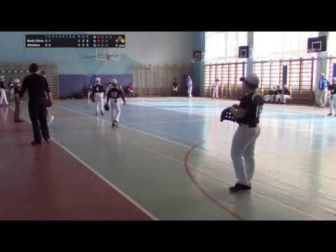 Видео: Игра 13/04/2014 NS vs. ATH