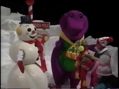 Barney & The Backyard Gang: Waiting For Santa (Original Version)