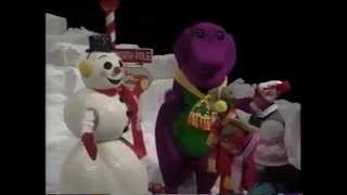 Repeat youtube video Barney & The Backyard Gang: Waiting For Santa (Original Version)