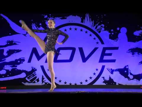 Camille Wold  Move Nationals Jazz 2016