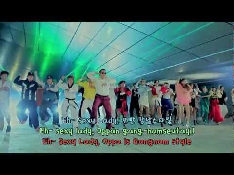 MVLyricsFull HD PSY  GANGNAM STYLE 강남스타일