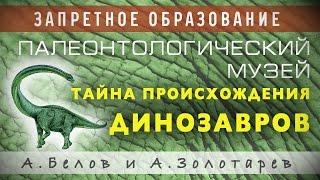 видео палеонтологический музей в Москве