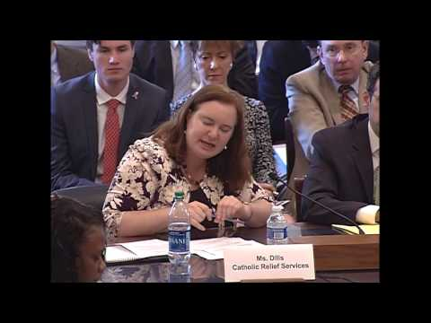 Full Committee on Agriculture – Public Hearing: U.S. Interna