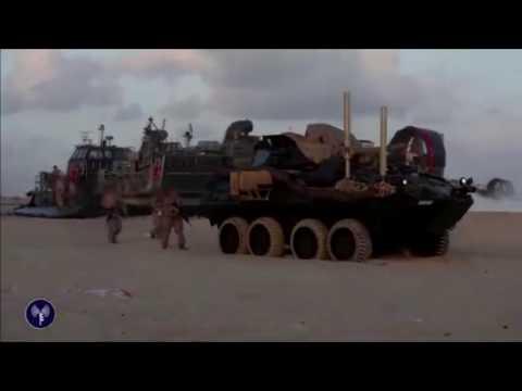IDF commandos, US Marines train together against terror threats