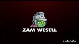 Angry Birds Star Wars 2 character reveals: Zam Wesell