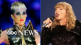 Katy Perry and Taylor Swift collaboration? l GMA