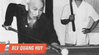 Bác Hồ chơi giỏi bao nhiêu môn thể thao? | BLV Quang Huy