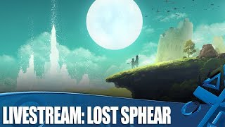 Livestream: Lost Sphear - A New Golden Age for JRPGs?