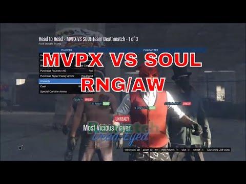 MVPX VS SOUL