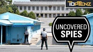 10 People Accused of Being Spies