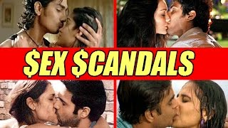 Bollywood's $EX Scandals That Shocked The World