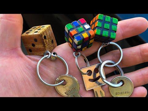 DIY:Creative ideas for keychains